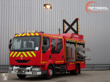 Camion Renault Midlum 220 DCI pompiers occasion