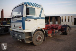 Camion Renault Gamme G 340 TI polybenne occasion