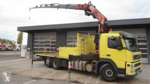 Volvo panel carrier flatbed truck FM 400