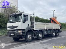 Renault flatbed truck Kerax 450