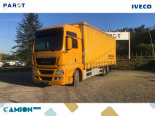 Camión MAN TGX 26.480 lonas deslizantes (PLFD) usado