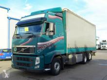 Camión lona Volvo FH 460*Euro 5*EEV*LBW*Lift/Lenkachse*Klima
