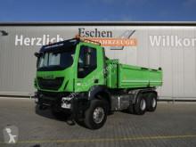 Camion benne Iveco AD260 T41W 6x6, Meiller, Bordmatik, Schalter, AP