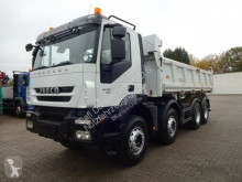 Camión volquete Iveco AD340T41 Kipper MEILLER 8x4 Bordmatik