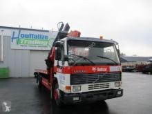 Camion Volvo FL7 platformă second-hand