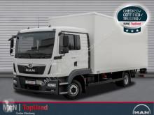 Camión MAN TGL 8.190 4X2 BL Standheizug LBW 1.000 KG furgón usado