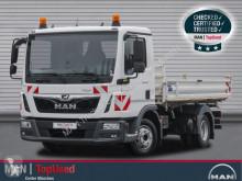 Camión MAN TGL 8.190 4X2 BB, 3-Seitenkipper Meiller, LGS volquete volquete trilateral usado