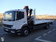 Mercedes Atego 1523 truck used flatbed