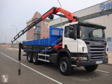 Camion Scania P 310 plateau occasion