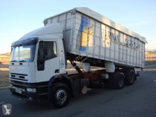 Camion Iveco Eurotech 190E30 benne occasion