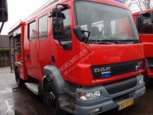 Camião DAF 55-220 godiva pump bomeros firetruck bombeiros usado