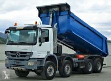 Camion benne Mercedes ACTROS 4141 Kipper* 8x4 *TopZustand!141