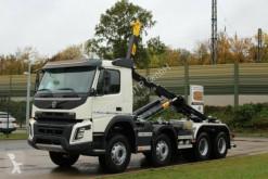 Camion multibenne Volvo FMX 430 8x4 / Euro6d Hyva Lift