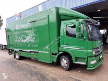 Mercedes Atego 1024 truck used plywood box
