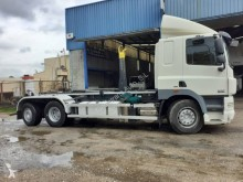 DAF CF85 460 truck used hook lift