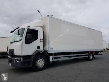 Camion Renault Gamme D WIDE 280.19 furgone plywood / polyfond usato