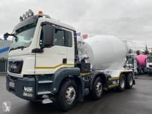 Camión MAN TGS 32.400 hormigón usado