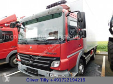 Camion Mercedes Atego 818 Euro5 Kühlkoffer 2 Zonen LBW 1000kg frigo occasion