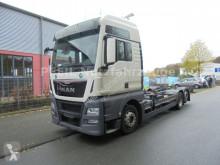 Camião MAN TGX 26.440 XXL- BDF- Multiwechsler- ACC-INTARDER chassis usado