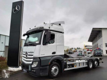 Camião chassis Mercedes Actros 2548 L BDF Multi-Wechsler + LBW 6 Sitze