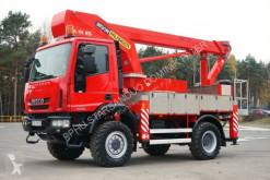 Ciężarówka Iveco 110E22 4x4 PALFINGER BISON TKA 19 KS Arbeitsbühn zwyżka używana