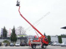 Iveco aerial platform truck 100 4X4 PALFINGER BISON TKA 19 KS Arbeitsbühne