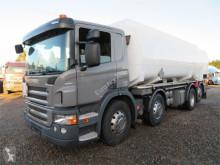 Camión Scania P310 8x2*6 24.500 l. ADR Euro 4 cisterna usado