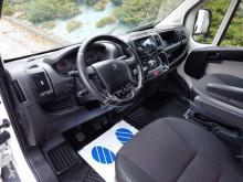 Camião caixa aberta com lona Peugeot BOXER LEDY SERWIS