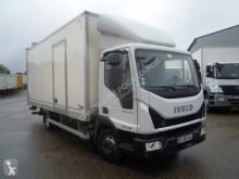 Camión Iveco Eurocargo furgón caja polyfond usado