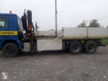 Mercedes Actros 2644 L truck used hook arm system