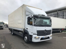 Camion Mercedes Atego 1223 plateau ridelles occasion
