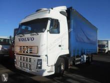 Camion Volvo FH 480 rideaux coulissants (plsc) accidenté
