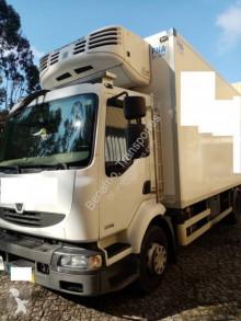 Camión Renault Midlum 220.13 DXI frigorífico multi temperatura usado