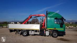 Camion Iveco Eurocargo 80 E 22 plateau ridelles occasion