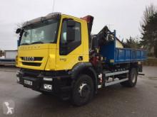 Camion Iveco Trakker AD 190 T 36 benne TP occasion