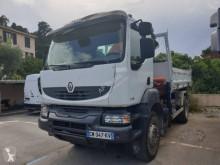 Renault Kerax 370 DXI truck used three-way side tipper