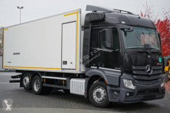 Mercedes Actros 2542 truck used multi temperature refrigerated