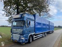 Vrachtwagen met aanhanger BDF DAF XF105