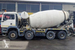 MAN TGA 41.460 truck used concrete mixer