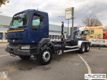 Renault Kerax 370 truck used hook lift