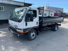 Mitsubishi Canter FE659 truck used three-way side tipper