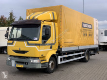 Camion Renault Midlum fourgon occasion
