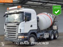 Camion béton toupie / Malaxeur Scania R 420