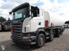 Camion cisternă Scania L R480 8x2 23.800 ADR