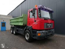 MAN F2000 truck used tipper