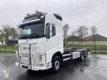Camion porte containers Volvo FH540 6X2 GLOBETROTTER RETARDER EURO 6