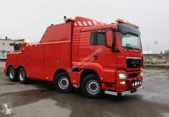 Camión MAN TGS 35.480 de asistencia en ctra usado