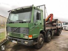 Lastbil Volvo FL10 platta häckar begagnad