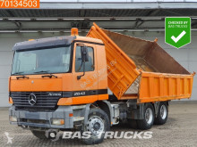 Mercedes Actros 2643 truck used three-way side tipper