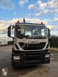 Iveco hook arm system truck